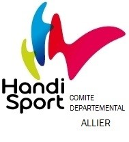 Logo Association Comité départemental Handisport de l'Allier